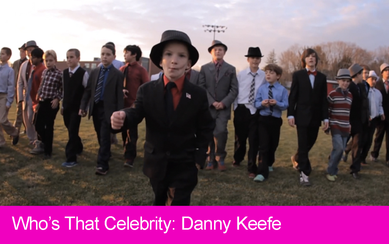 Who's that Celebrity: Danny Keefe