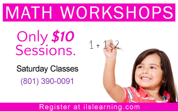 math, math workshops in kaysville, common core tutors