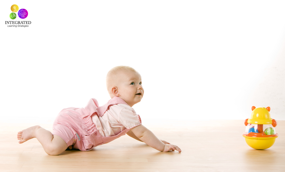 Teach Your Baby to Crawl Early - YouTube