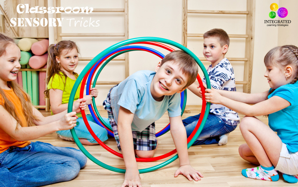 5 Classroom Sensory Tricks for Your Child | ilslearningcorner.com #sensory