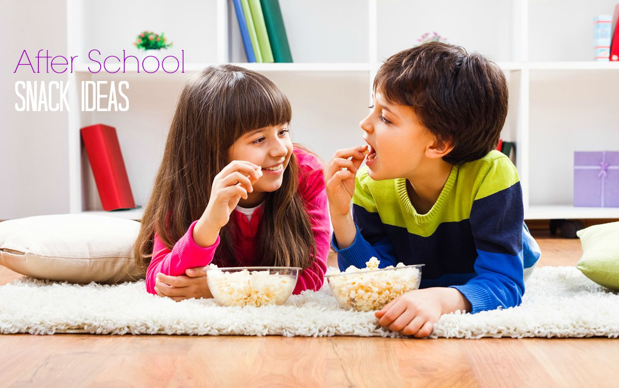 10 Amazing After School Snack Ideas