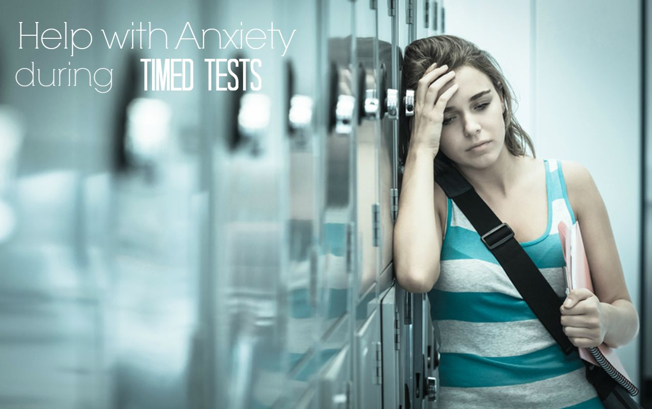 7 Ways to Reduce Student Anxiety During Timed-Tests | ilslearningcorner.com #helpwithanxiety
