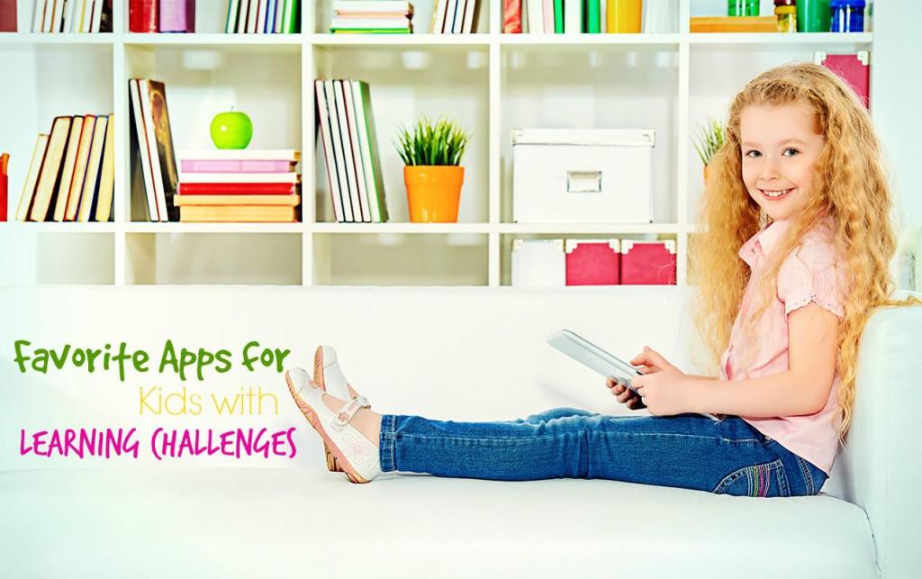 15 Kids Apps for Learning Disabilities | ilslearningcorner.com #kidsapps #appsforkids #learningapps