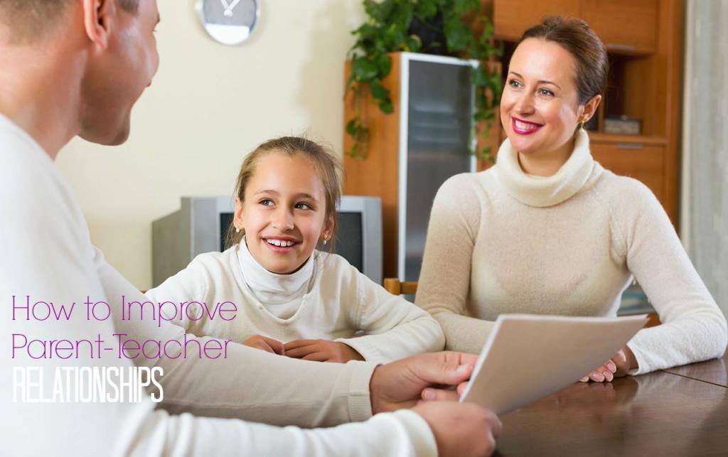 Smart Ways to Make a Positive Relationship with Your Child's Teacher | ilslearningcorner.com #parenteacher #parentteacherconference