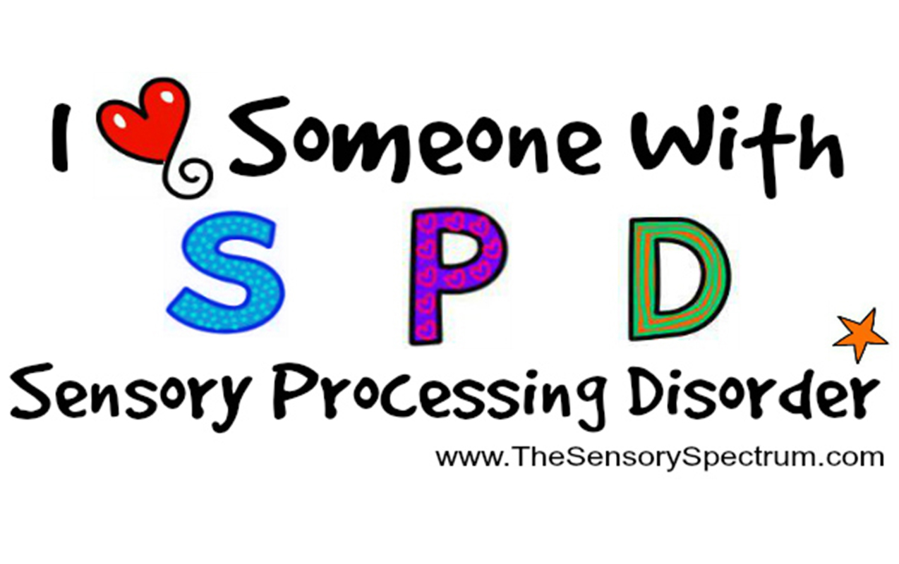 Support us for National Sensory Processing Disorder (SPD) Awareness Month