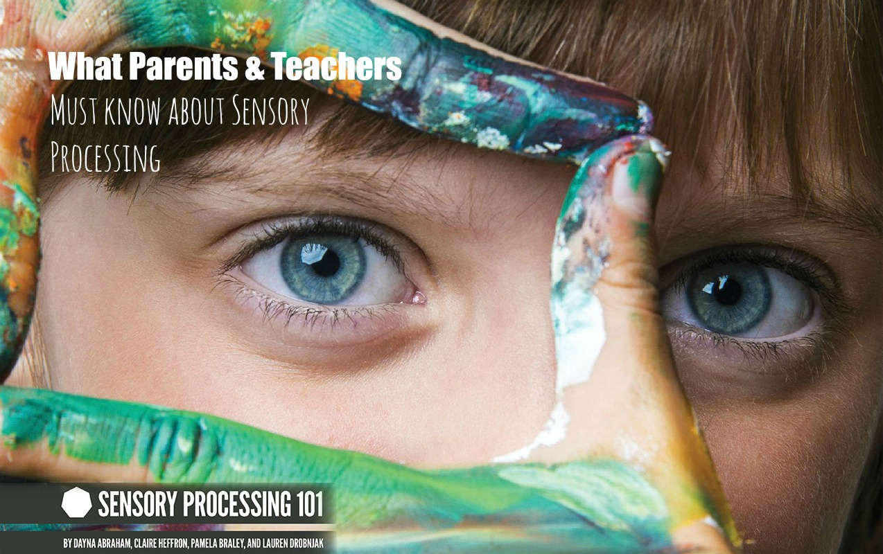 SENSORY PROCESSING: How to Recognize Sensory Red Flags and what Sensory Issues look like in Your Child