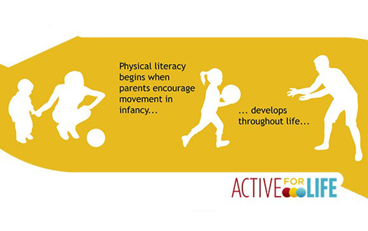 Physical literacy like you've never seen it before