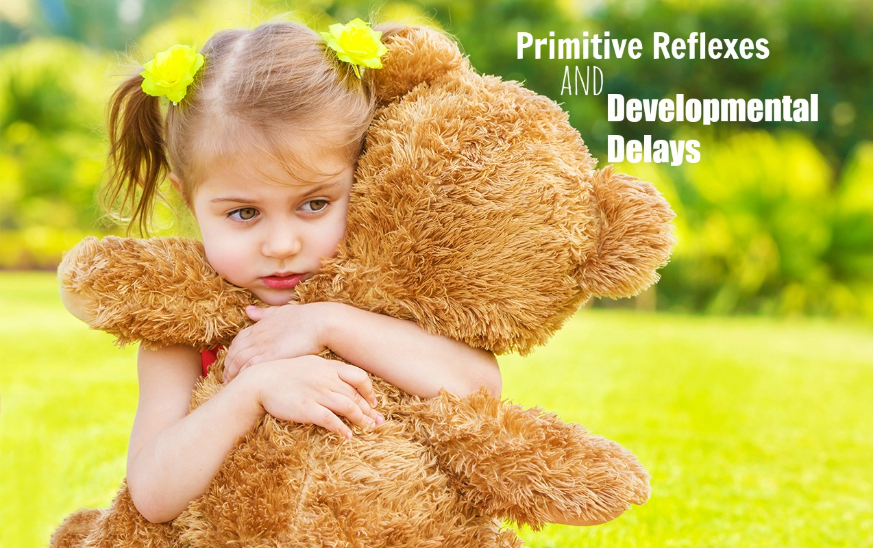 Development Delays if Children Retain Primitive Reflexes after Birth