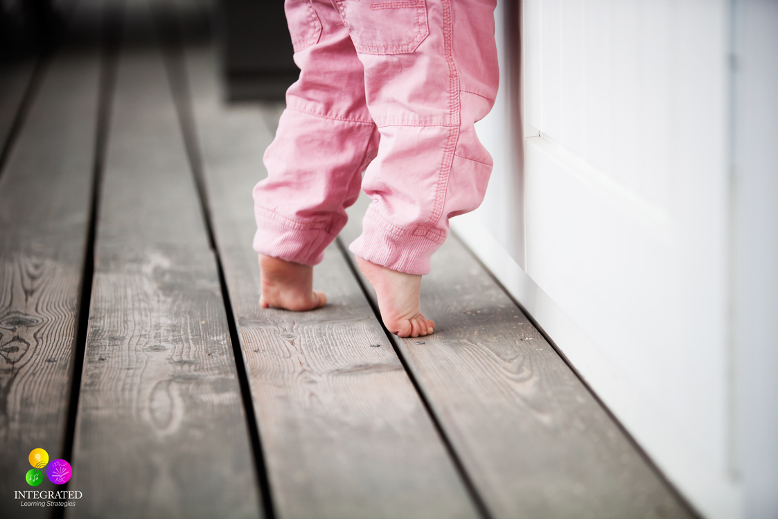 how to help your toddler walk