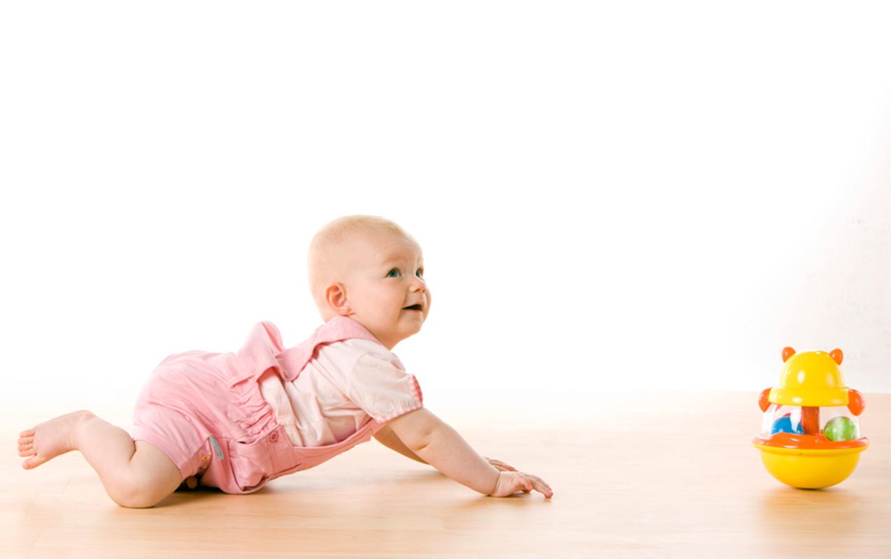 Почему не сидит ребенок в 7 месяцев