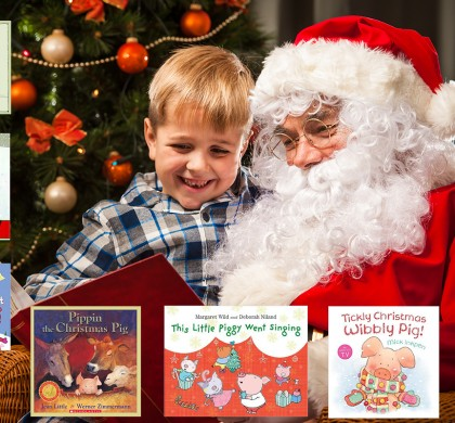 Our Favorite Christmas Books to Help your Child Read
