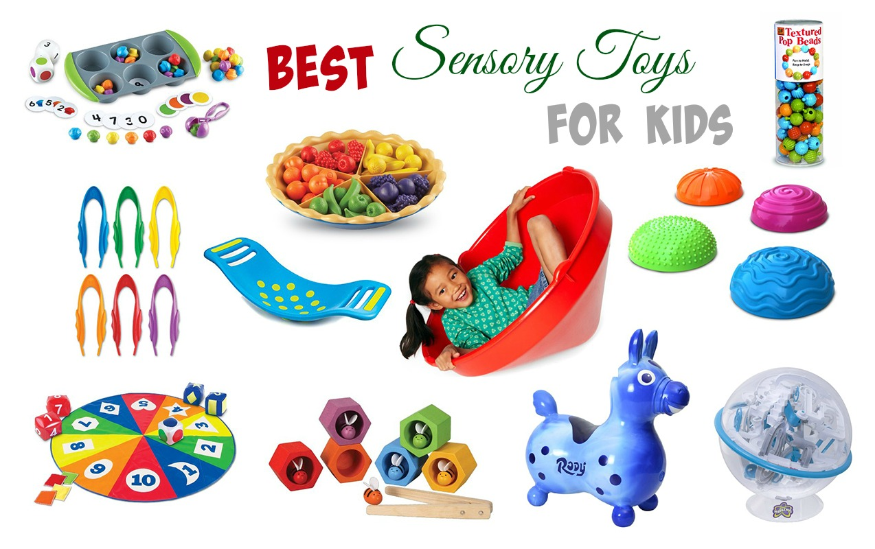 30 Brain-Building Sensory Toys to Buy Your Kids