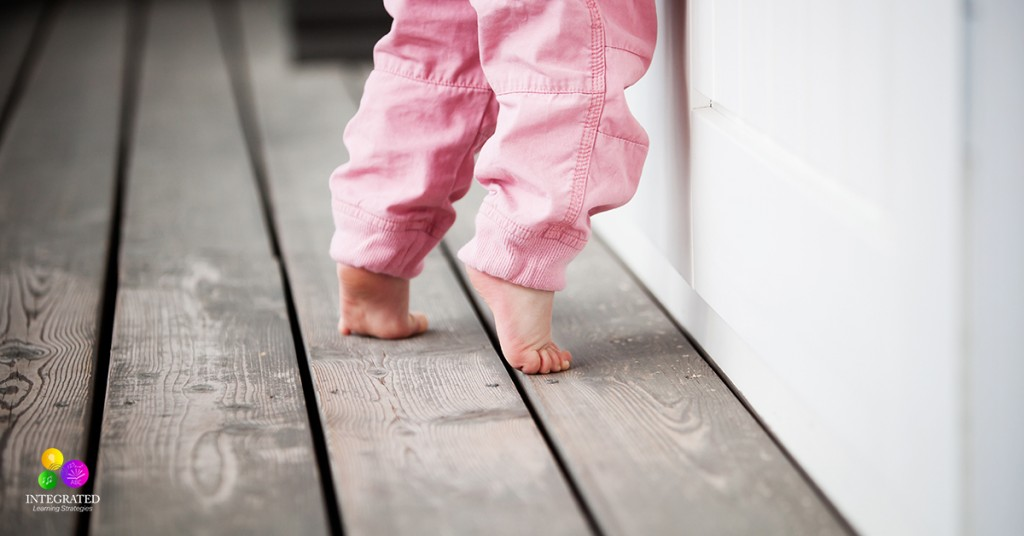 Toe Walking: Doctor Attributes Toe Walking to Signs of Poor Vestibular | ilslearningcorner.com