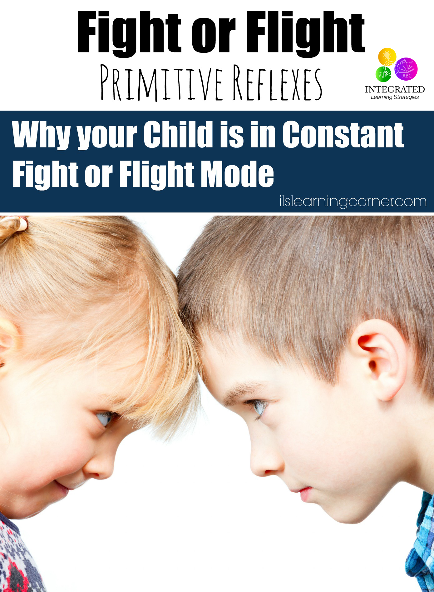 Primitive Reflexes A Child in Constant Fight or Flight Mode