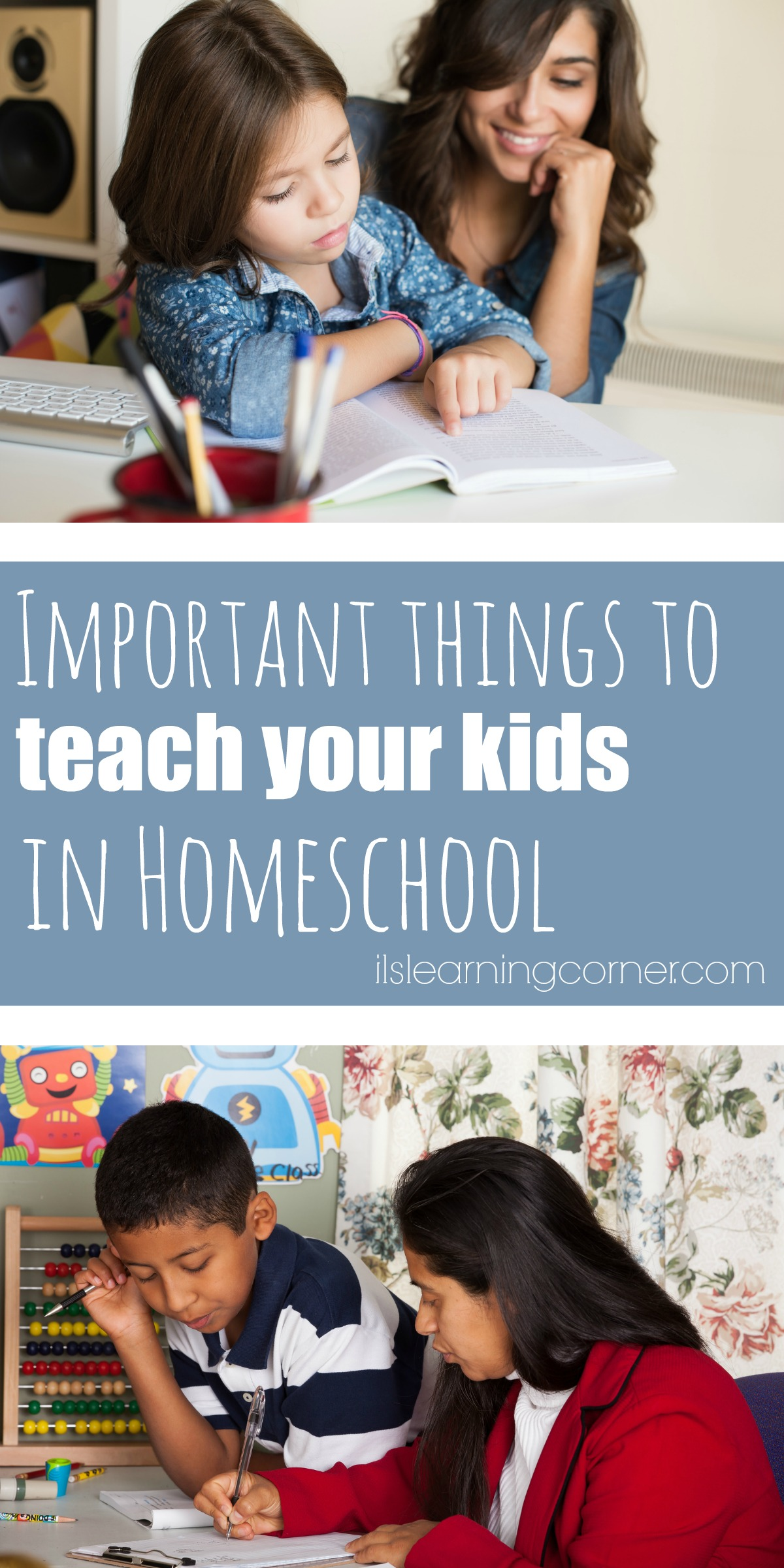 Teach Your Four Year Old To Read: Important Things To Teach Your Kids In Homeschool