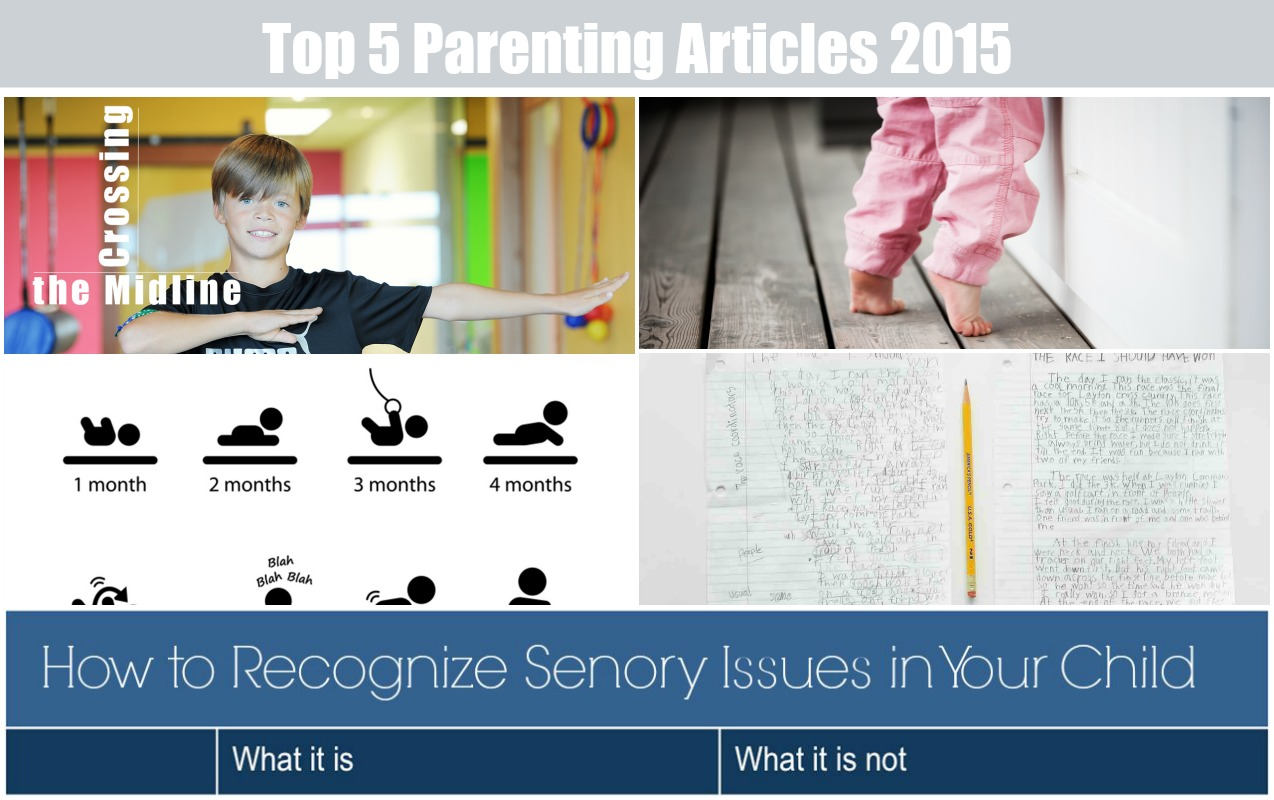 Top 5 Parenting Articles of 2015