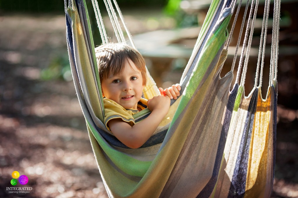 Sensory Integration: Swinging Not Just for Recess | ilslearningcorner.com