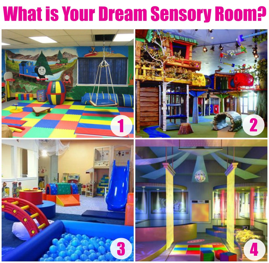 What is Your Dream Sensory Room? | ilslearningcorner.com