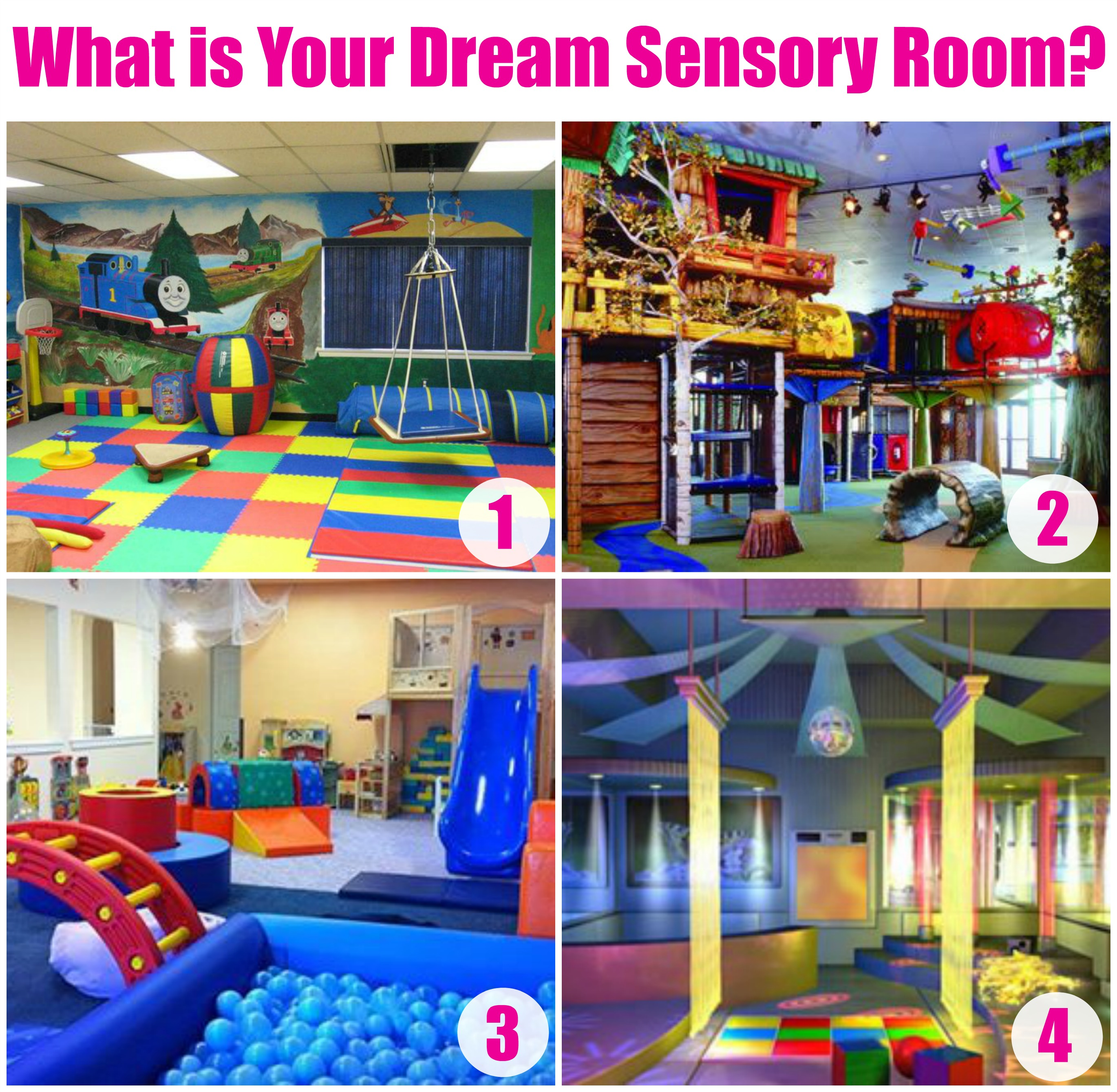 What is Your Dream Sensory Room Integrated Learning Strategies