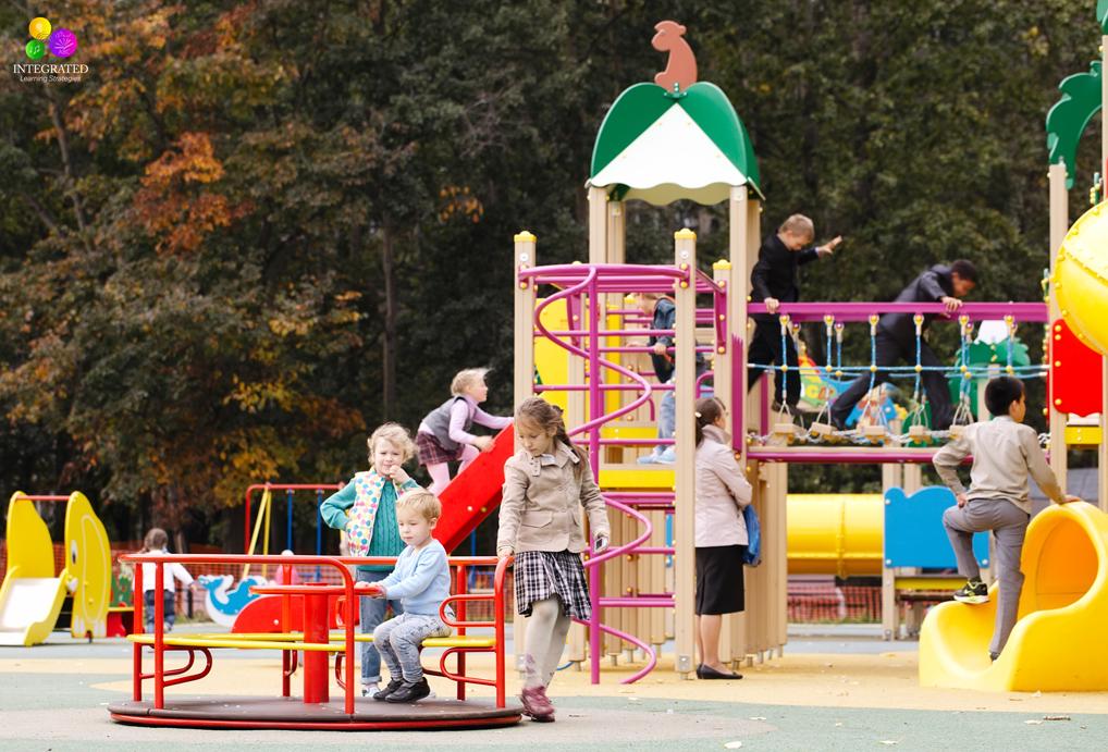 Vestibular System: Bring Back Playground Equipment with a Little Danger | ilslearningcorner.com