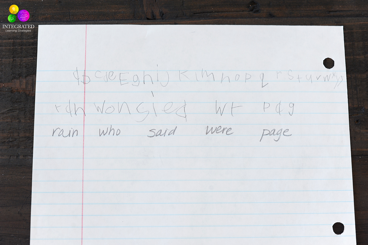 writing numbers backwards When do i need to start worrying -- backwards letters - posted in general education discussion board: when he first started writing, my son mostly wrote the letters.