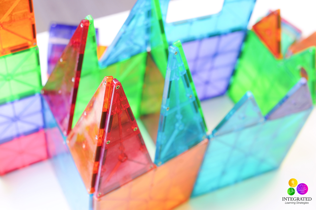 Activities for Kids Using Magna-Tiles There are lots of different ways to play with Magna-Tiles, especially if you have the clear colors set. The clear colored Magna-Tiles are perfect for exploring with light, including building in natural light or using them on the light table.
