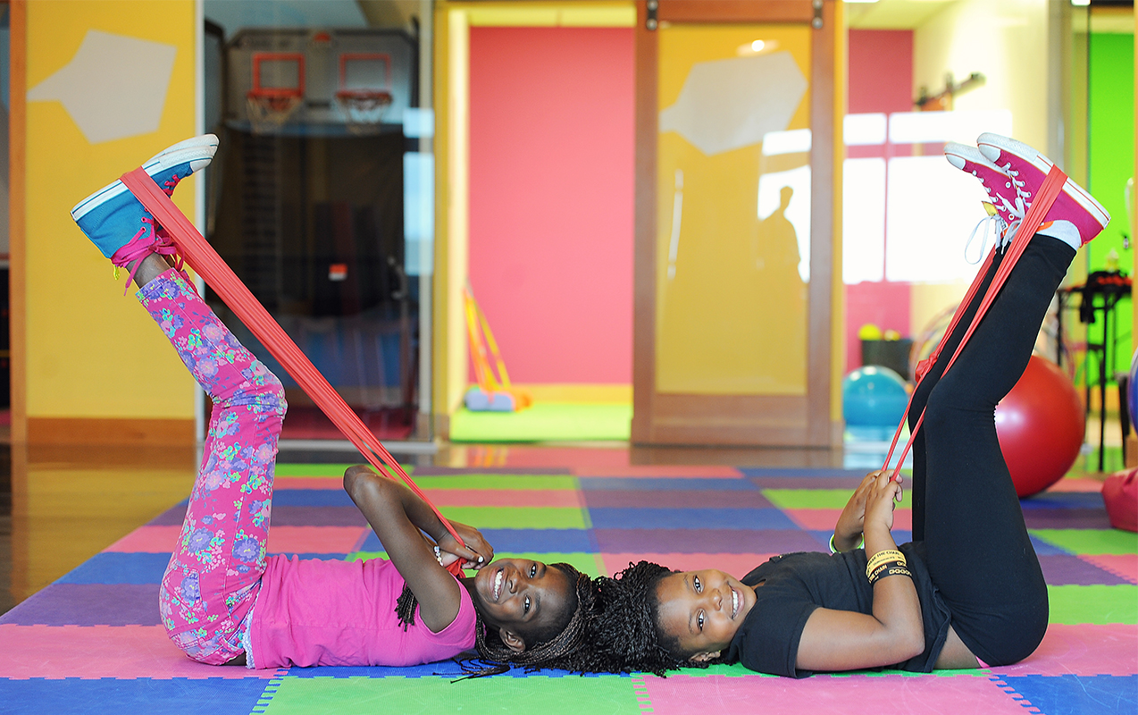 Resistance Bands: Brain-Building Stretchy Band Exercises for Sensory Integration, Motor Planning and Crossing the Midline