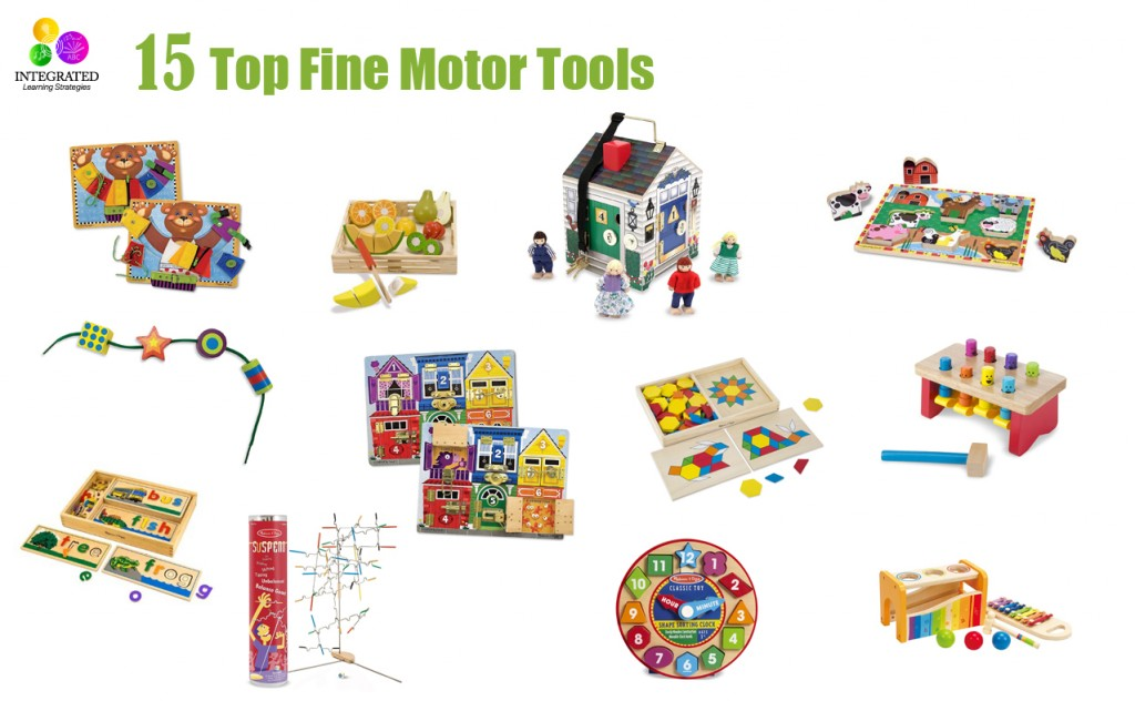 Fine Motor: 15 Top Fine Motor Tools for Handwriting and Pencil Grip | ilslearningcorner.com