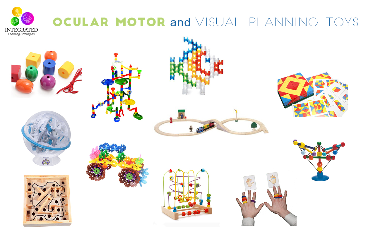 Ocular Motor: Best Ocular Motor Development Toys for Reading and Handwriting