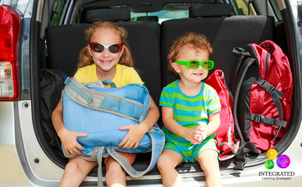 Road Trips: How to Prevent Sensory Overload on Family Road Trips | ilslearningcorner.com