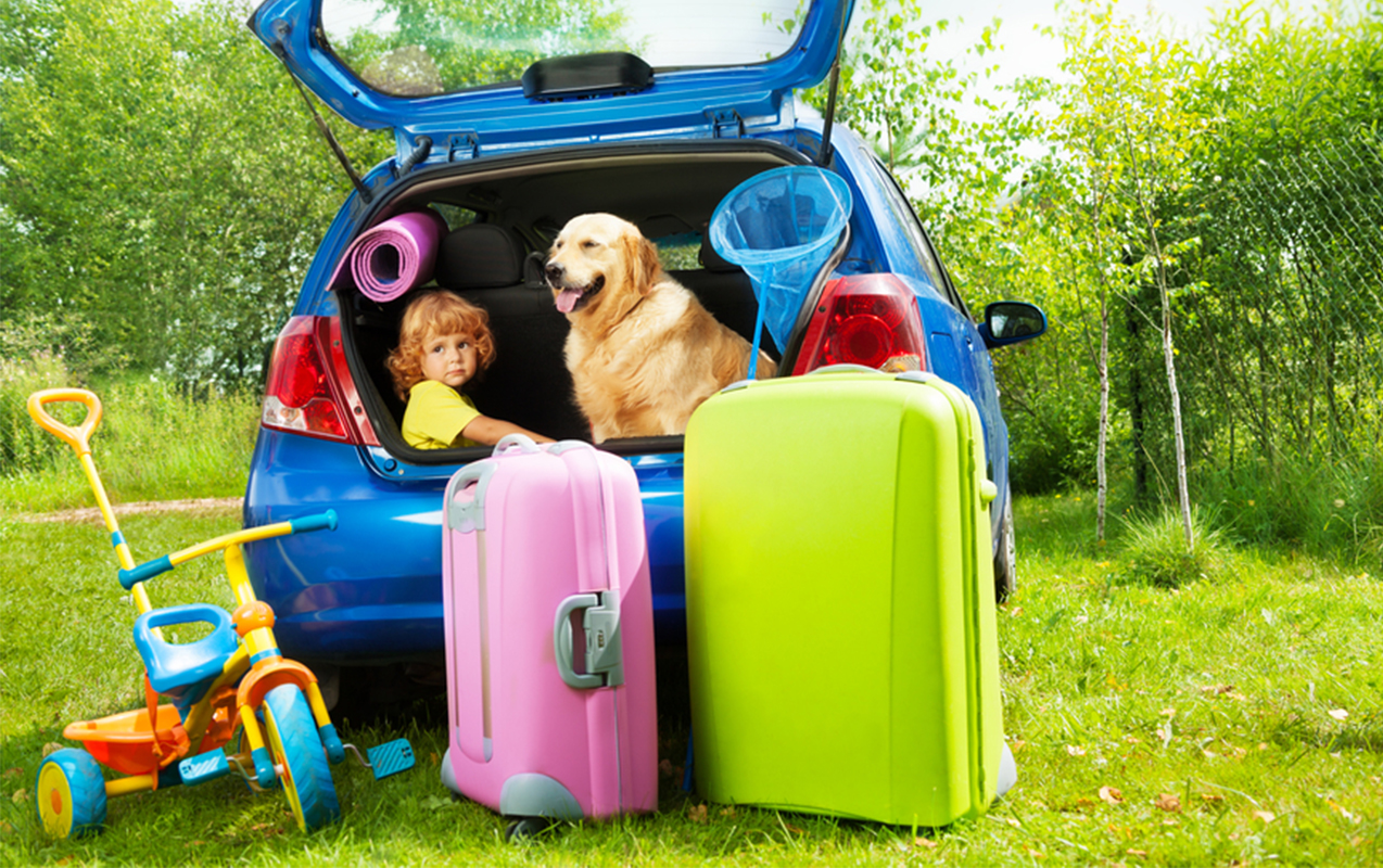 Road Trips: How to Prevent Sensory Overload on Family Road Trips