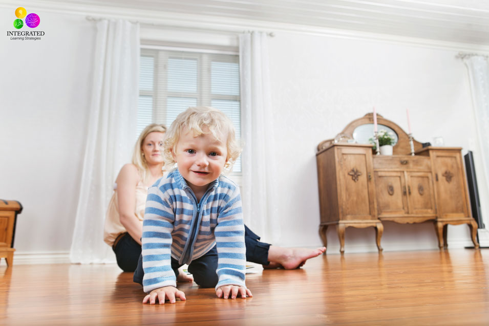Bauer Crawling Reflex: Delays in Learning and Motor Development if Your Child Skips the Crawling Stage | ilslearningcorner.com