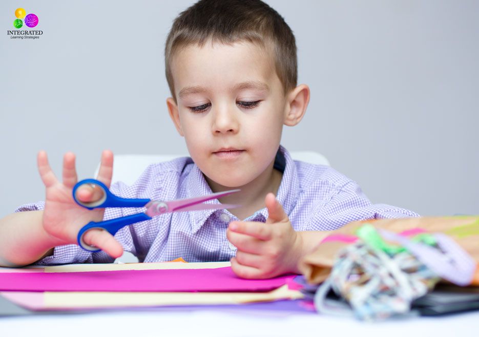 Trouble With Scissor Skills Shows Signs Of Poor Fine Motor