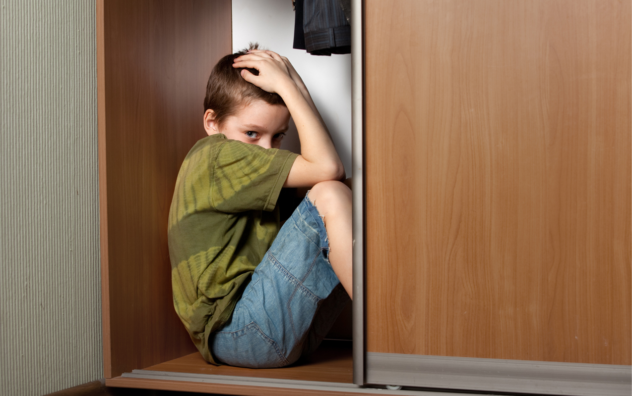 "Why my Child Experiences ""Deer in the Headlights,"" Fear, Anxiety, Night Terrors and Phobias"