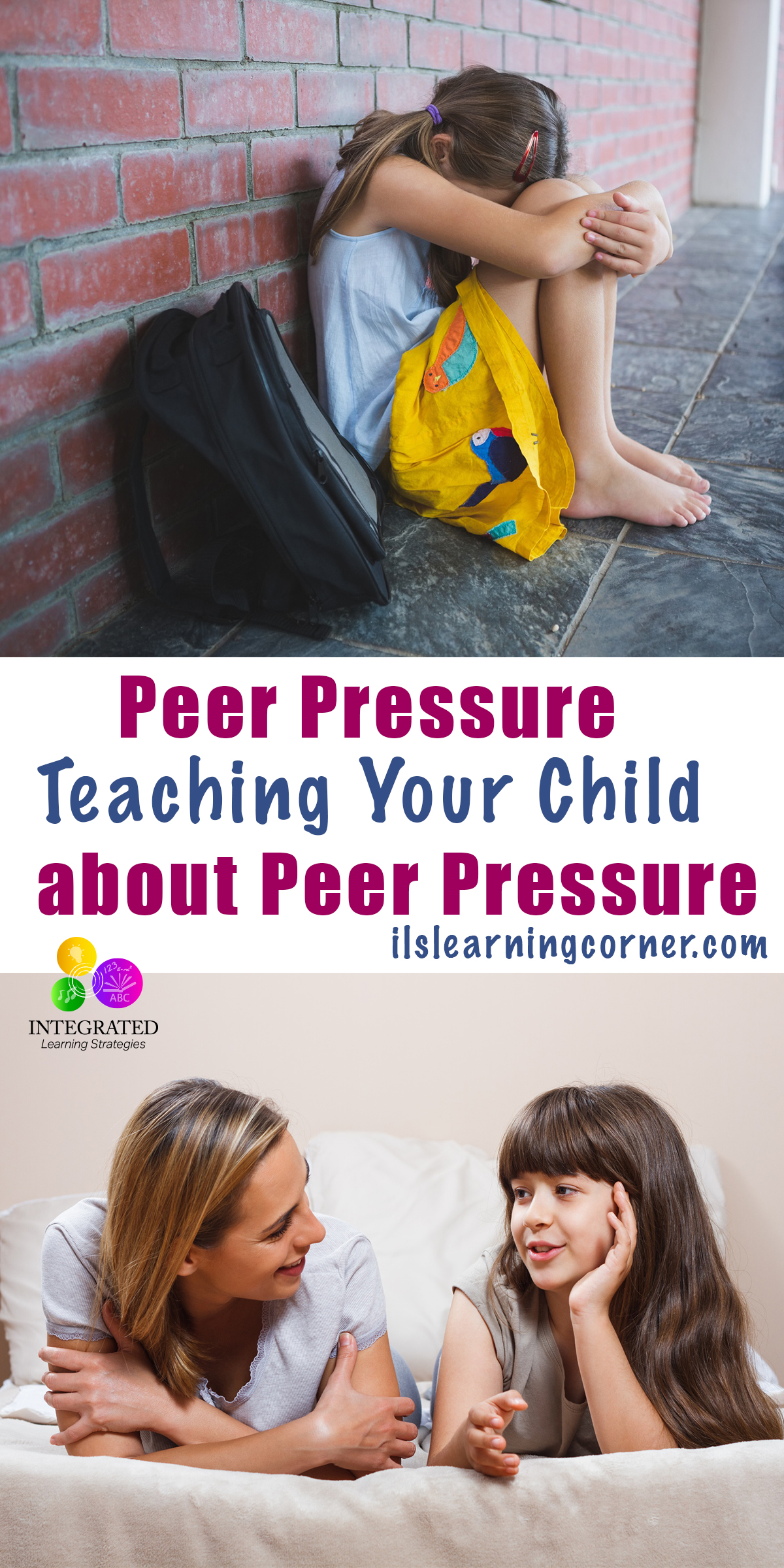 Peer Pressure: Teaching Your Child about Peer Pressure ...