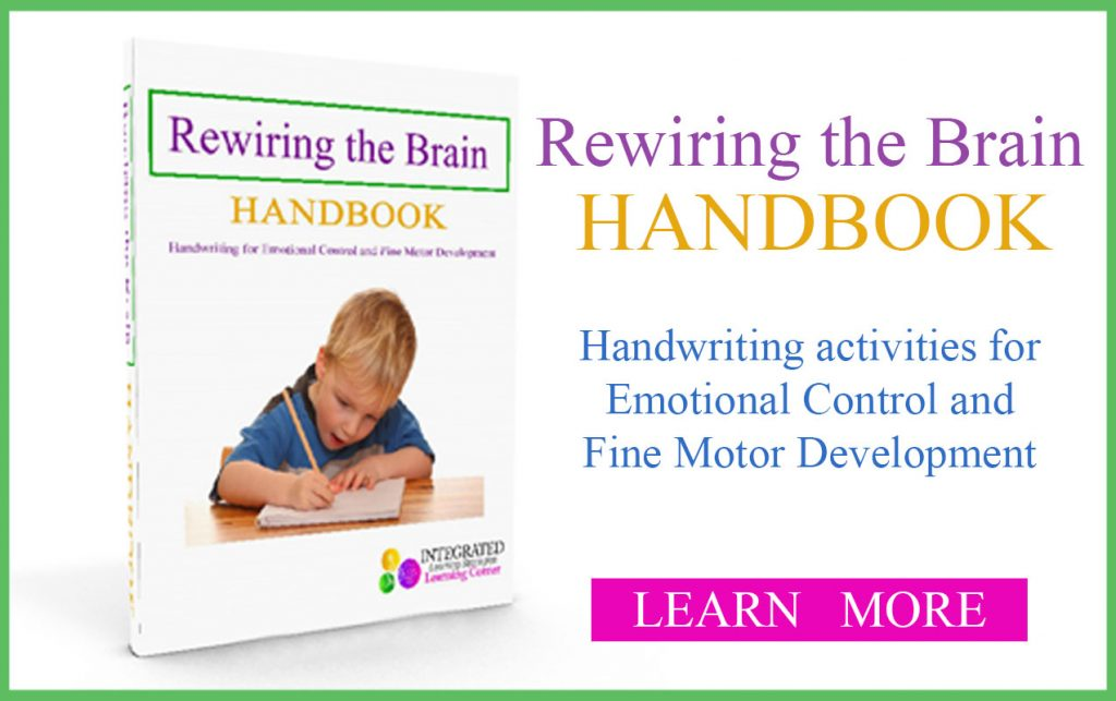 Brain: How to Rewire the Brain from Home using Handwriting Exercises | ilslearningcorner.com
