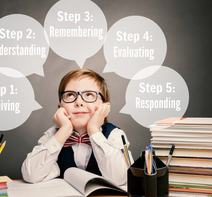 Auditory Learning: 5 Steps of Hearing vs. Listening in the Classroom