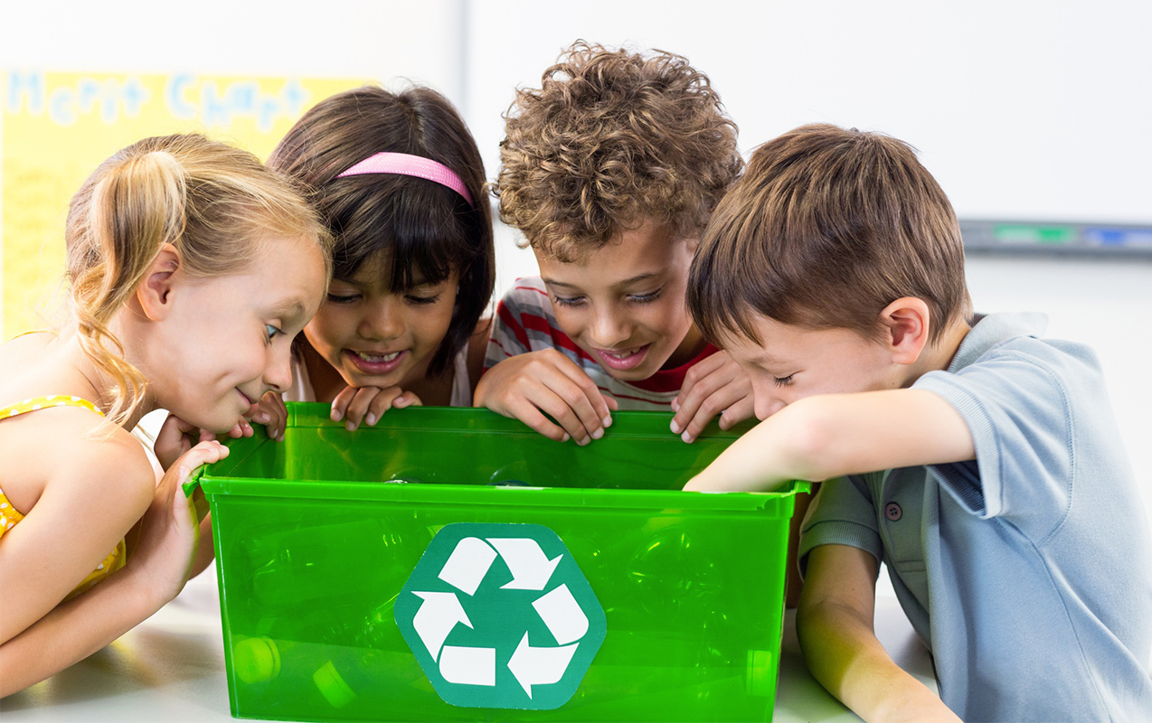 Recycling: Home Recycling Basics You can Teach Your Kids