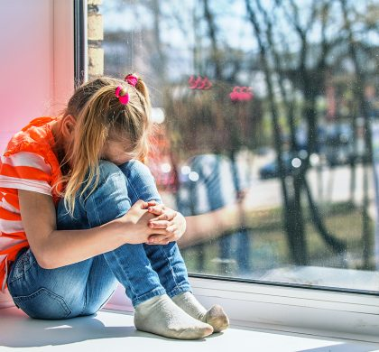 Anxious Behavior: Hyperventilation and Fight or Flight linked to Anxiety in Children