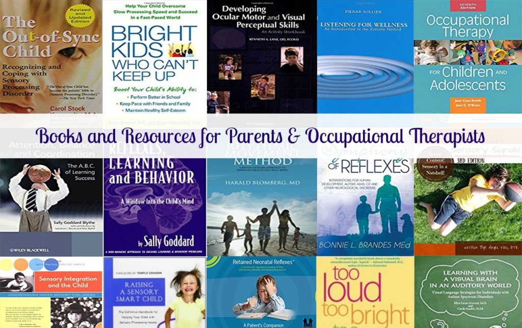 Important Books and Resources for Occupational Therapists, Parents and Educators | ilslearningcorner.com