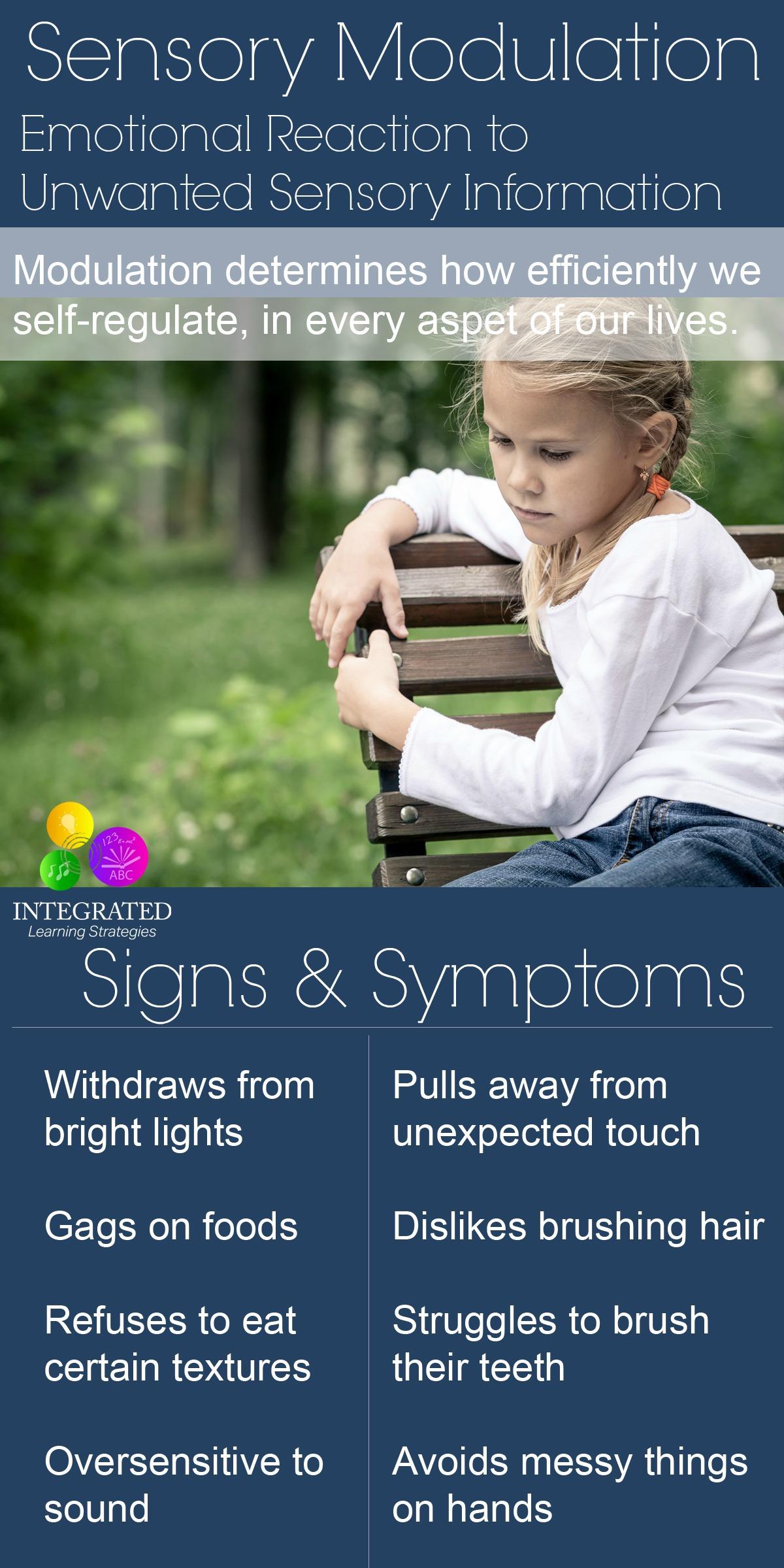 SENSORY MODULATION: Why My Child has Extreme Emotional ...