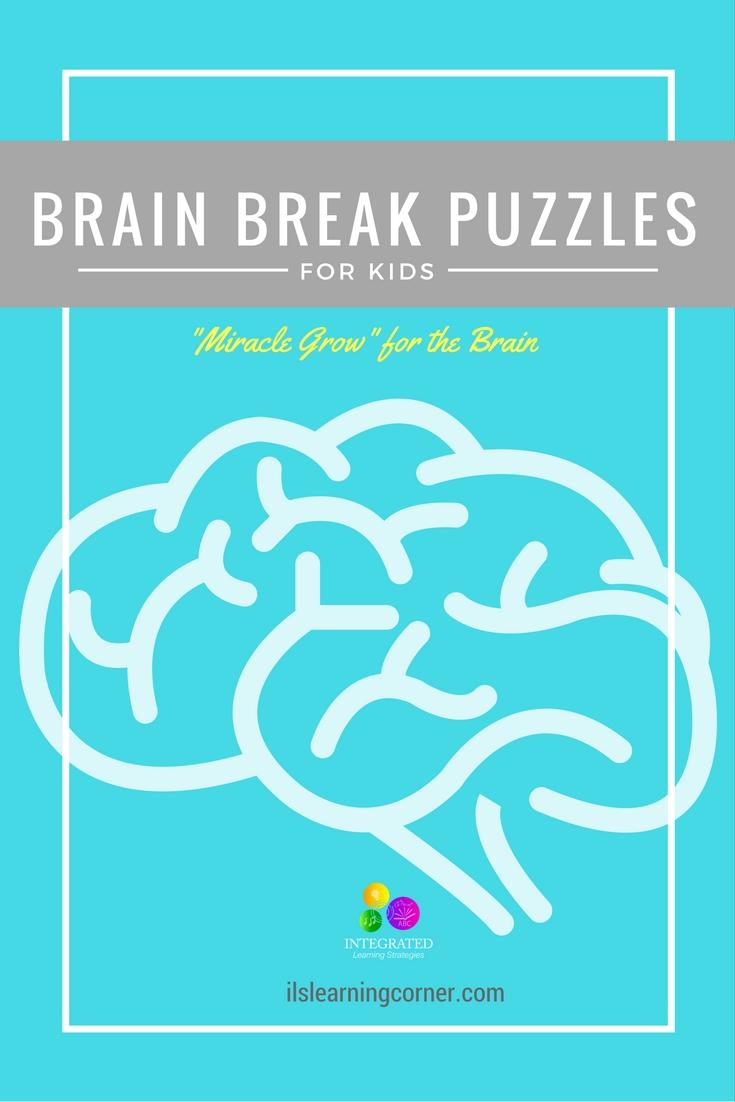 Brain Break Pinterest