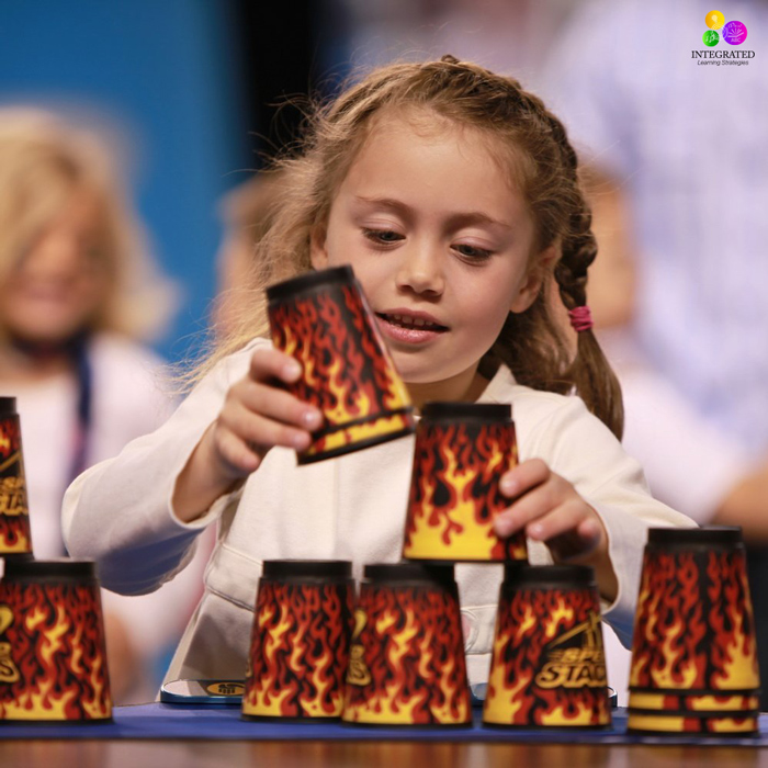 Cup Stacking: Studies Show Cup Stacking Activities Improve Reading Test Scores and Cross-Patterning Brain Development   ilslearningcorner.com