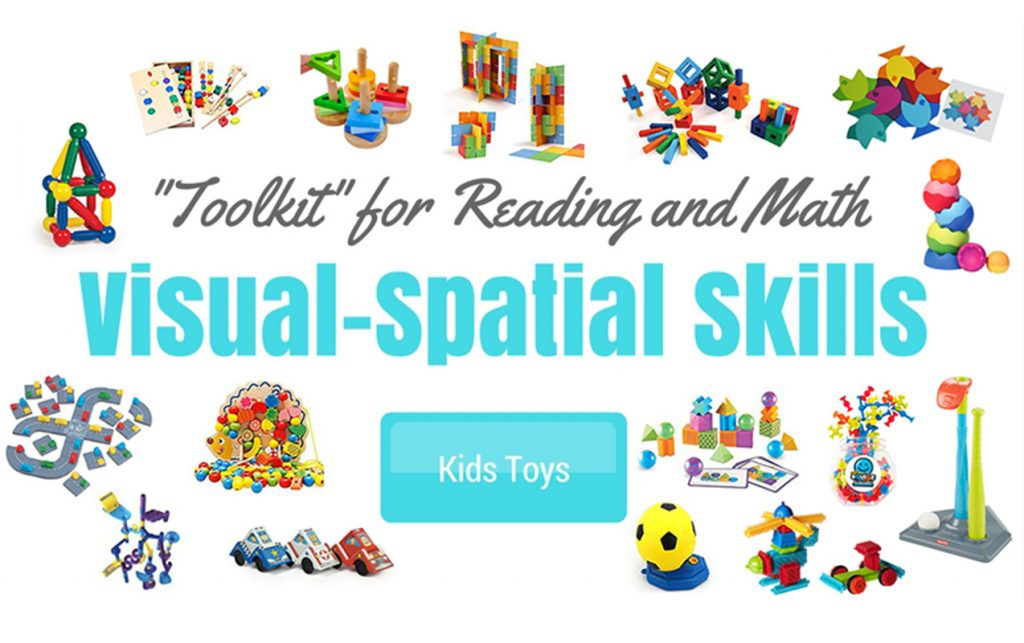 "Visual-Spatial Skills: Your Child's Navigation ""Toolkit"" for Reading and Math 