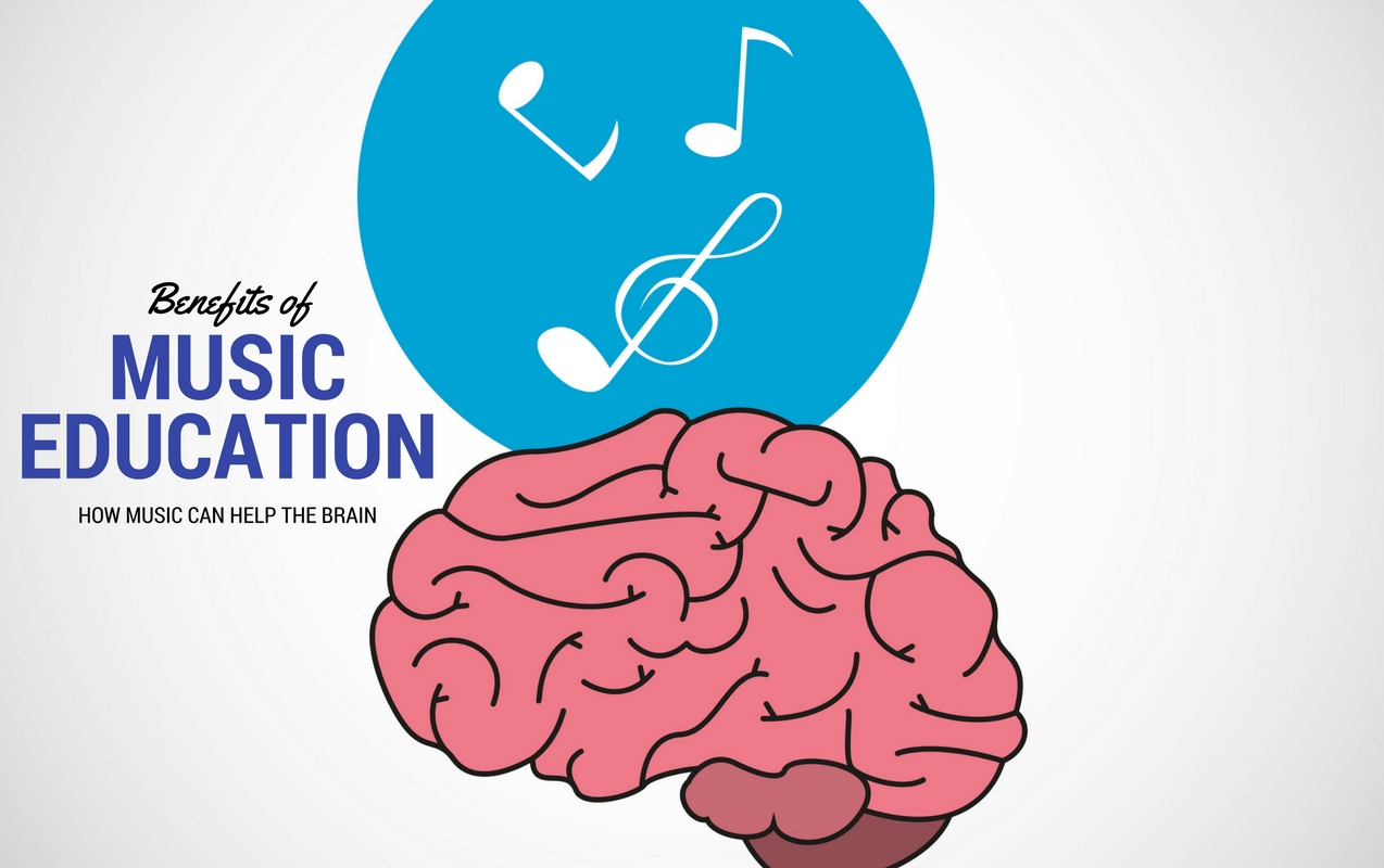 Music Education: 5 Great Benefits of Music Education in Schools