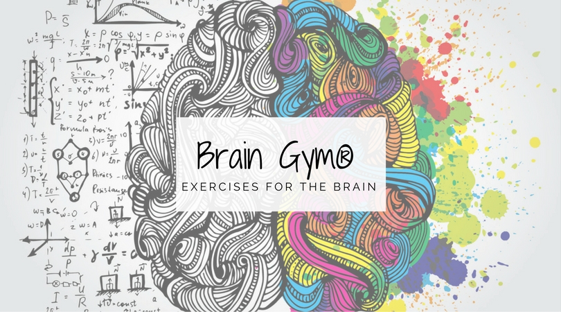 BRAIN GYM: Simple Brain Gym Exercises to Awaken the Brain for Learning Readiness