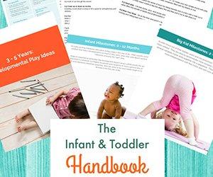 Toddler handbook