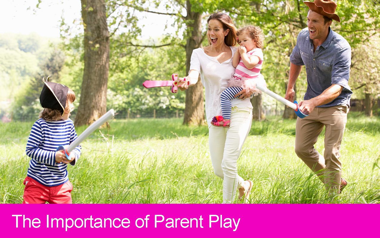 The Importance of Parent Play