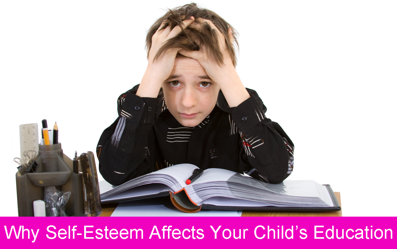 Why Self-Esteem Affects Your Child's Education – Part I