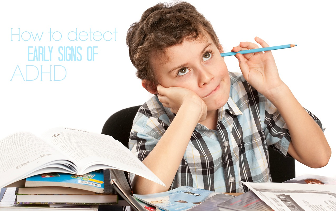 New Way Parents Could Spot Early Detection Of ADHD Symptoms | Ilslearningcorner.com #ADHD